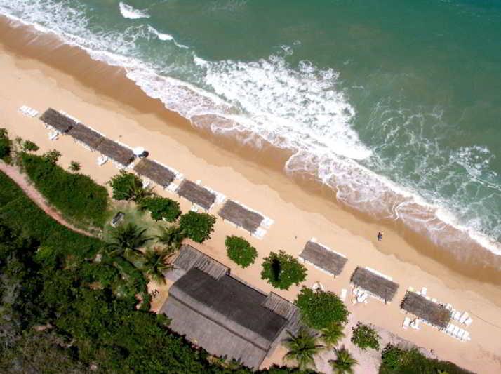 Frontal Praia Trancoso