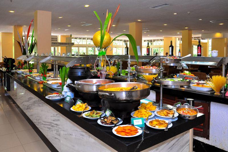 Alimentação Sauípe Resorts