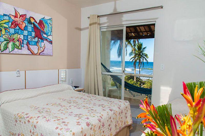Apartamento com vista frente mar