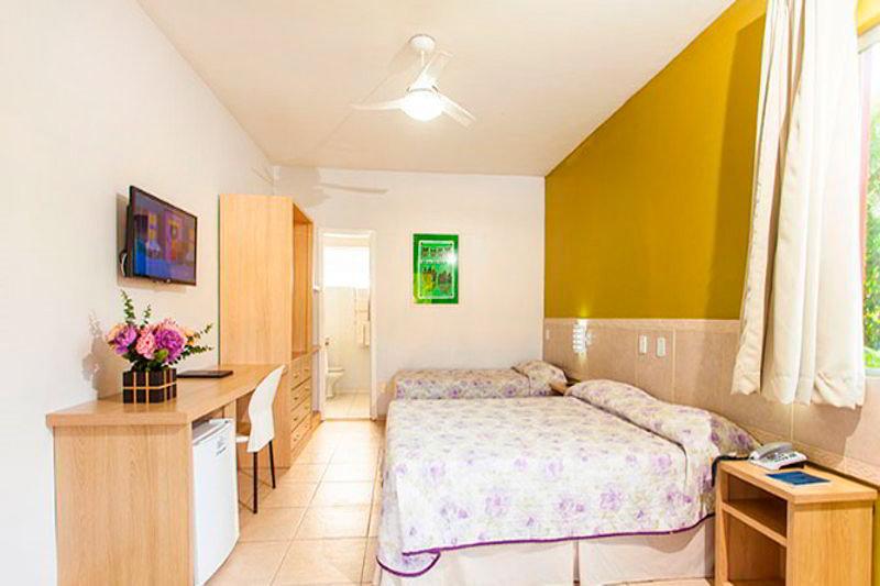 Apartamento Standard com cama casal