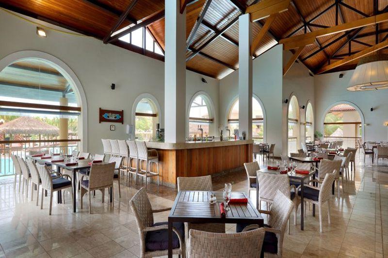 Buffet restaurante Oxum