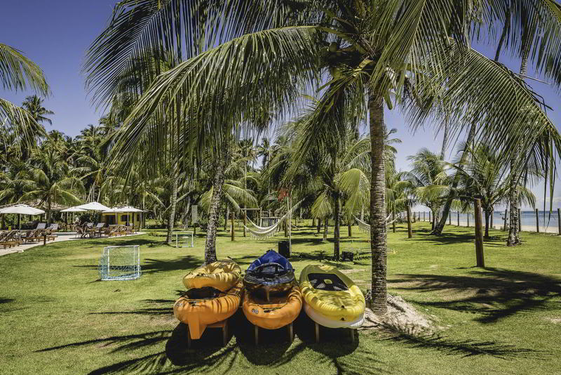 canoagem resort