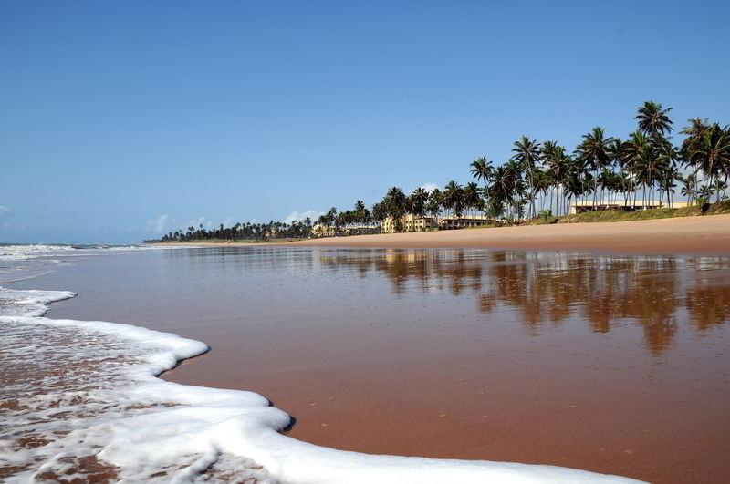 Pé na areia, venha conosco desfrutar dessa maravilha!