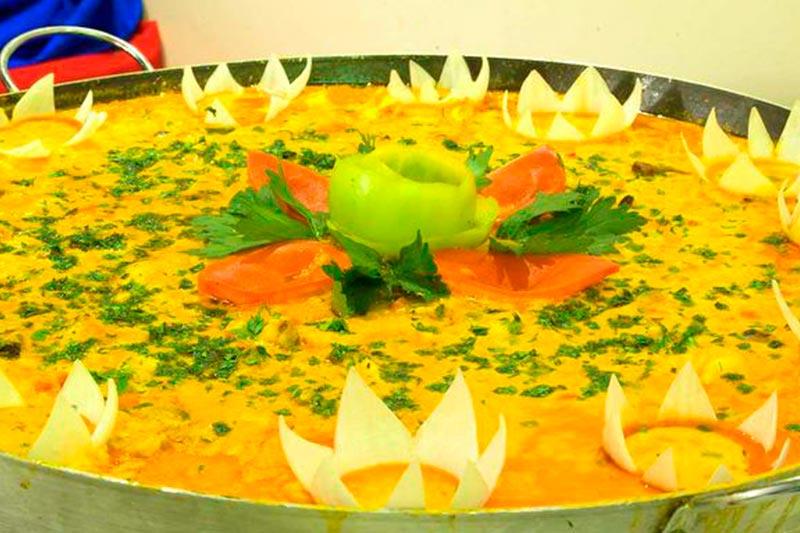 All Inclusive oferece comida regionais com puro sabor para você e sua família