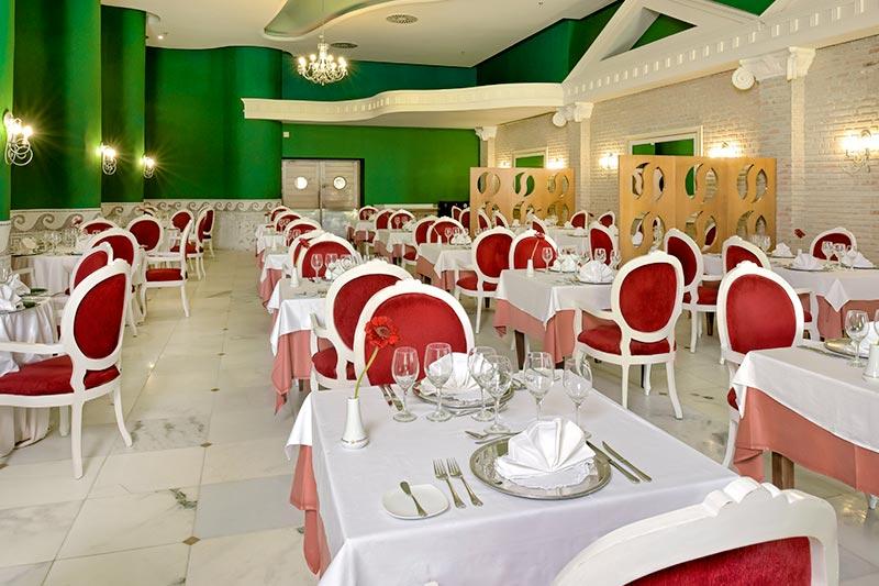 Restaurante Temático El Colonial