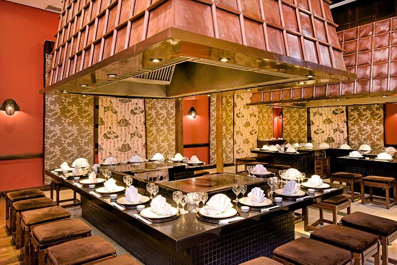 Restaurante temático Sakura