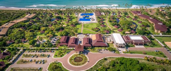 VIla Galé Marés - Resort All Inclusive na Bahia