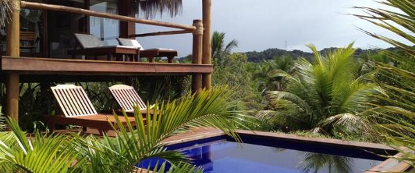 Hotéis de luxo na Bahia - Txai Itacaré
