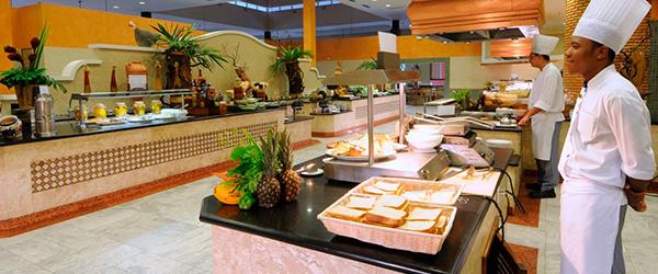 Restaurante Iberostar Bahia