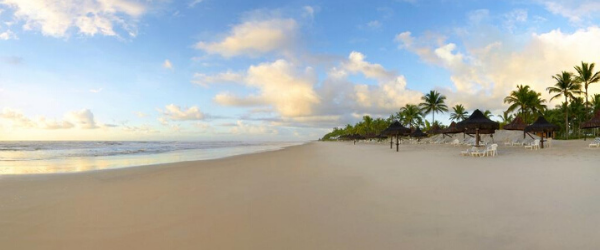 Praias da Ilha de Comandatuba