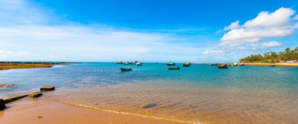 Praia Papa Gente - Piscinas Naturais