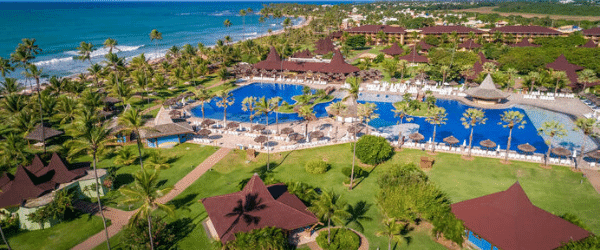 Vila Galé Marés Resort All Inclusive na Bahia