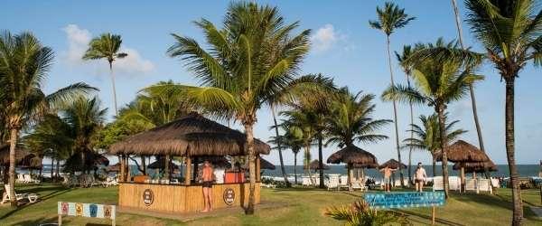 Bar da praia resort all inclusive