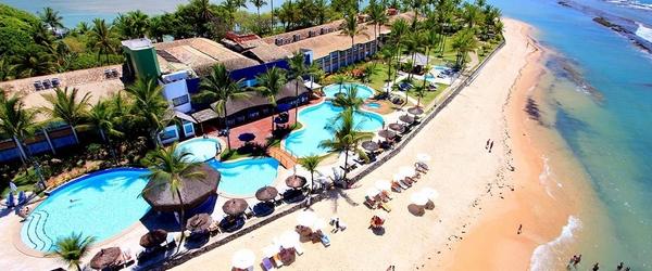 O paradisíaco Arraial d'Ajuda Eco Resort