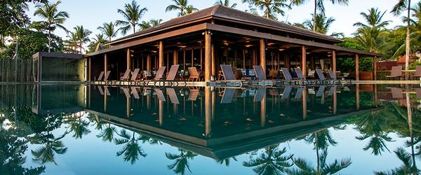 O Kûara Hotel é um convite ao relaxamento